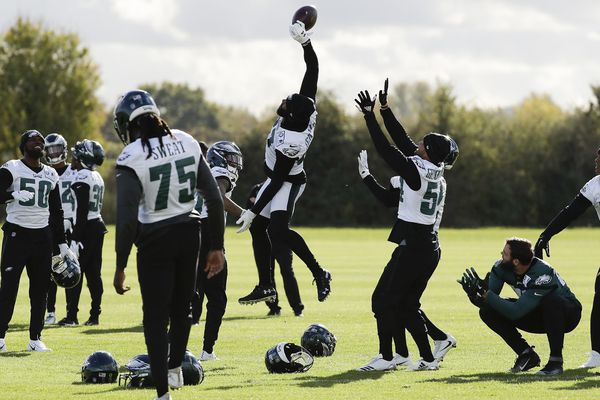 Eagles hope London getaway perfect timing as they struggle to save their season