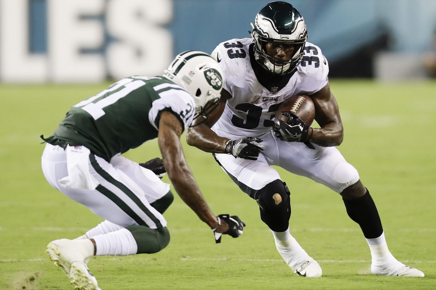 Waived by the Eagles, Josh Adams still has to travel that long and winding road to the NFL | Mike Sielski