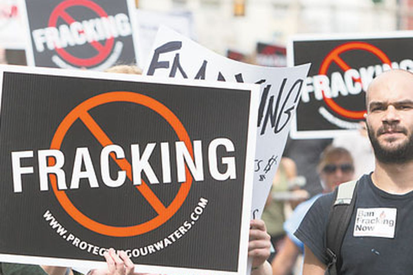 Shale-gas industry pros - and protesters - will converge in Philly