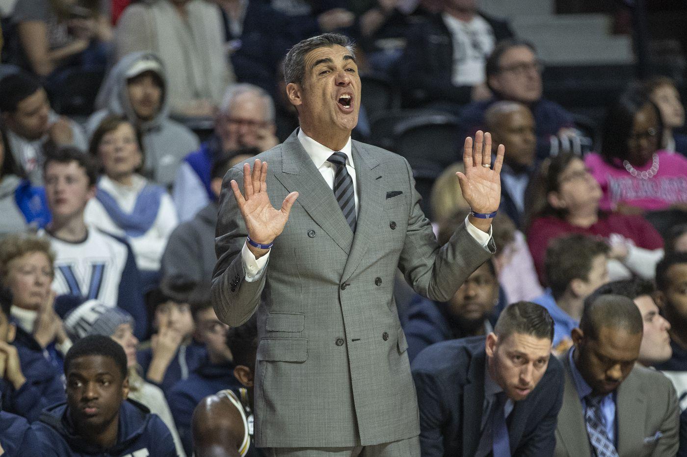 Report: New York Knicks have strong interest in Villanova coach Jay Wright