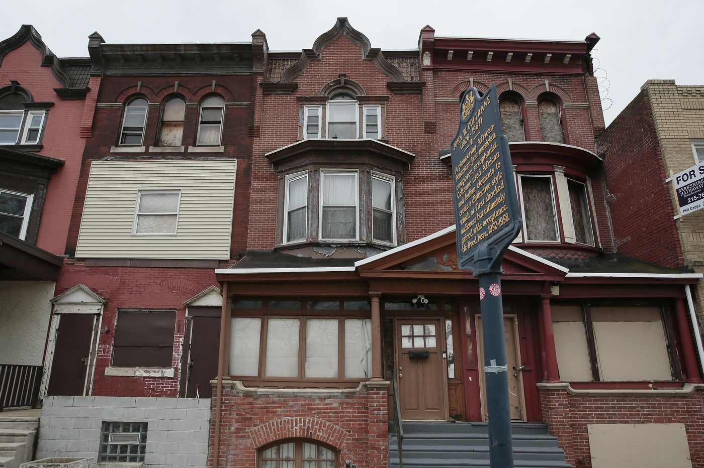 Preserving John Coltrane's house can help save Philly's soul   Opinion