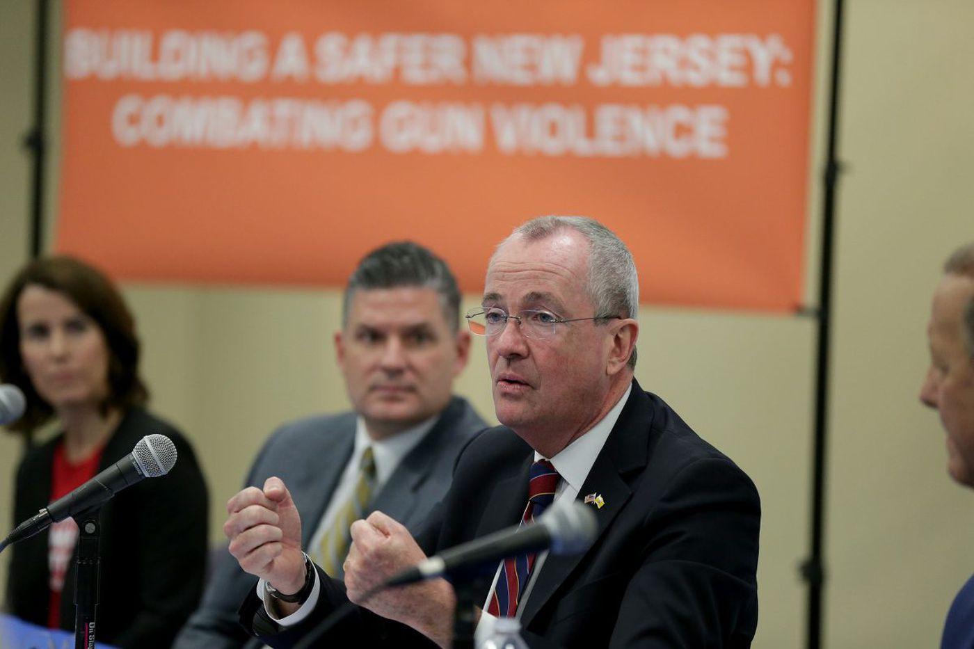 NJ Gov. Murphy doubles down on pledge to expand gun control