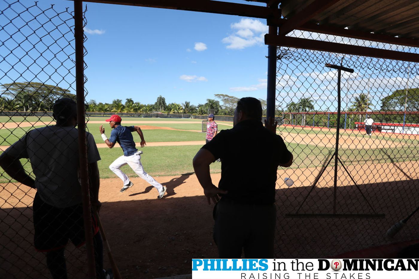 Phillies raise financial investment mining for talent in Dominican Republic