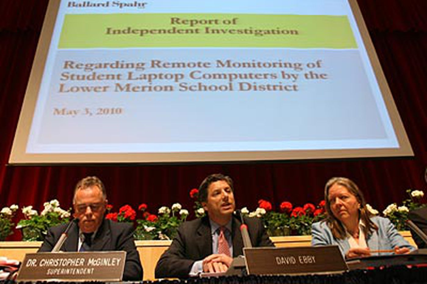 Lower Merion adopts new policies on laptop tracking