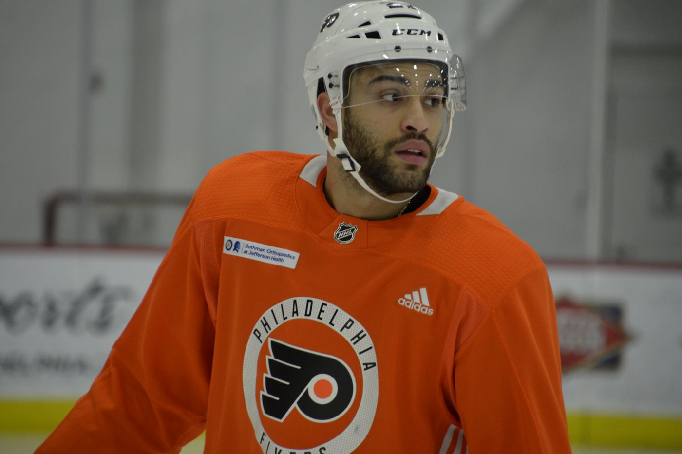Flyers recall winger Justin Bailey from Lehigh Valley Phantoms