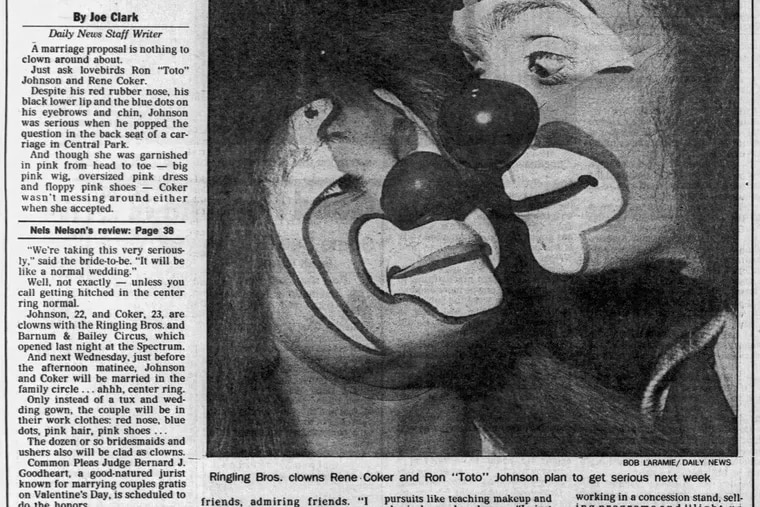 This article originally appeared in the Daily News on May 31, 1989.
