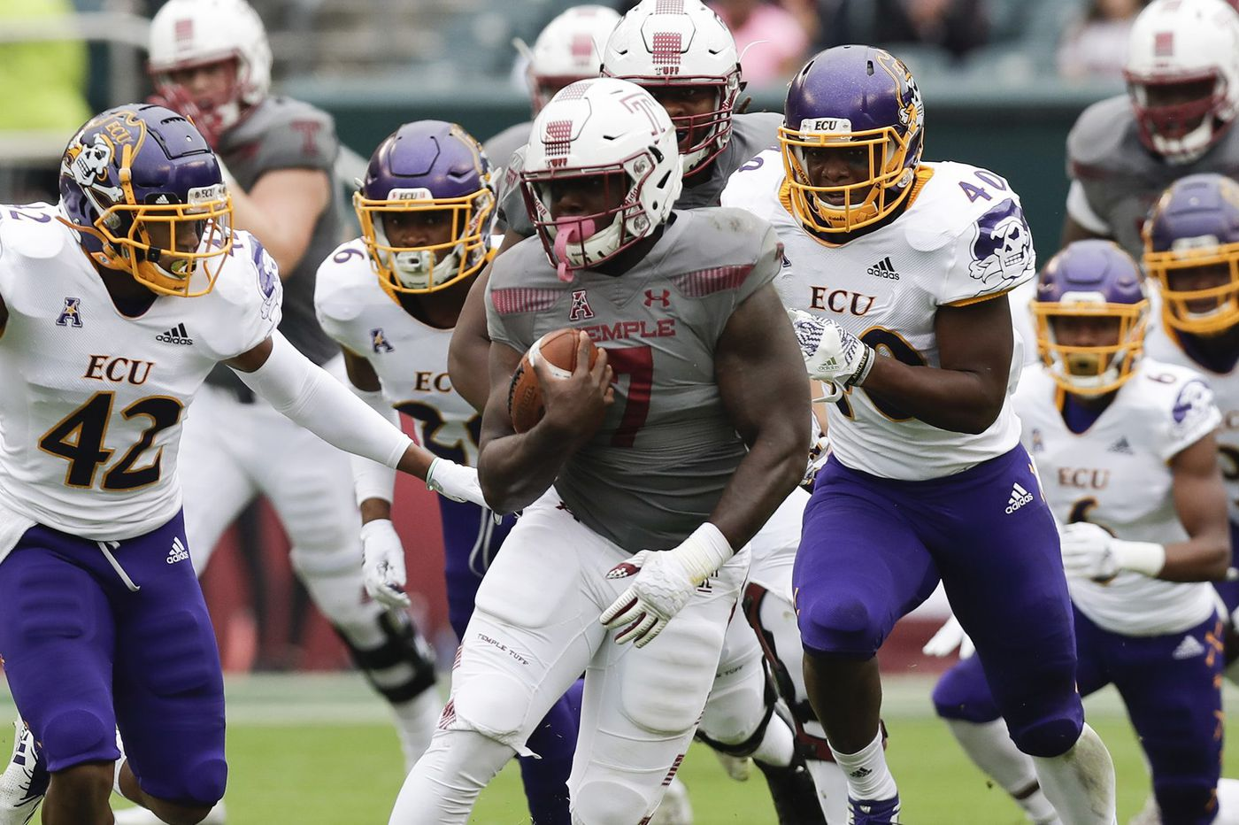 Did Temple do wrong by running back Ryquell Armstead?