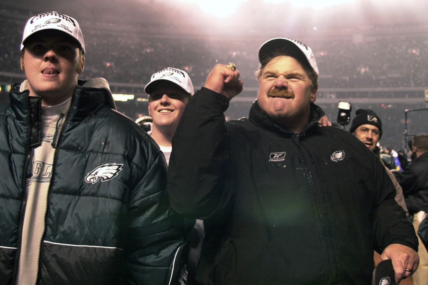 Andy Reid: His ordeals and triumphs with the Eagles | Inquirer archives