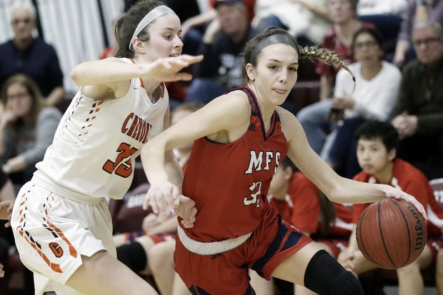 Thursday's South Jersey roundup: Veyoni Davis, Bella Runyan lead Moorestown Friends past Collingswood