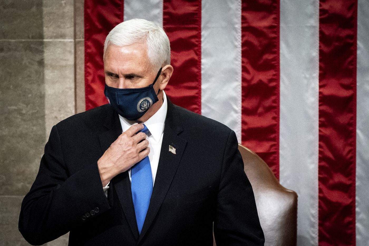 House calls on Mike Pence to invoke 25th Amendment to oust Trump after he says he won't do it