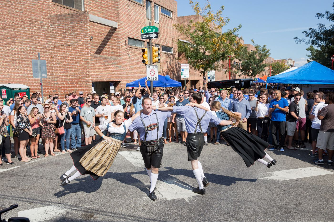South Street Oktoberfest, New Jersey Horror Con, and other events, Sept. 21-27