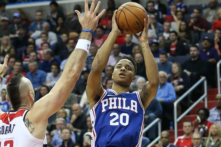 Markelle Fultz is still at least two to three weeks from returning to the basketball court for the 76ers.