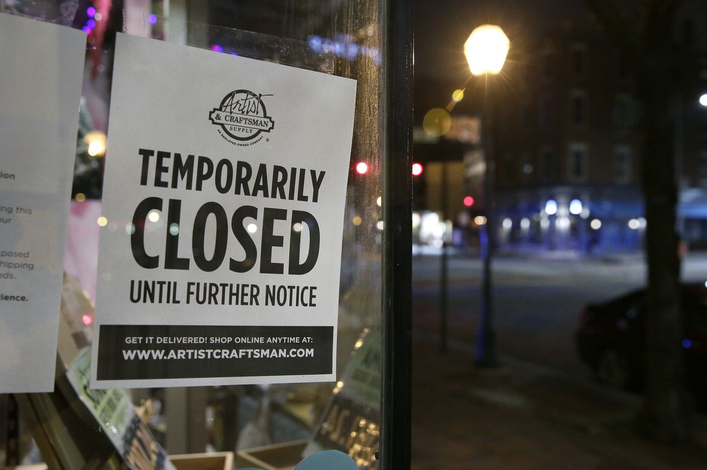 Gov. Wolf's shutdown order sows widespread confusion and panic. Up to 3 million workers affected