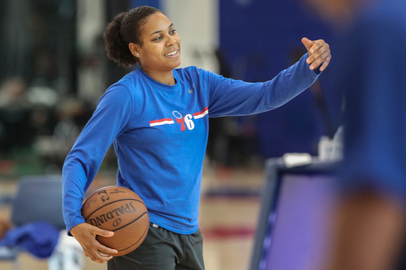 Sixers' Lindsey Harding, Ivana Seric move one step closer to NBA sideline as summer-league coaches