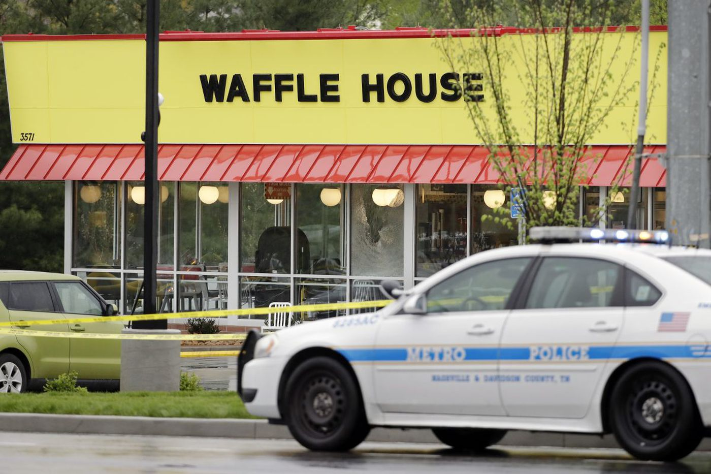 Waffle House tragedy shows us how to curb mass killings. Will anyone listen? | Will Bunch