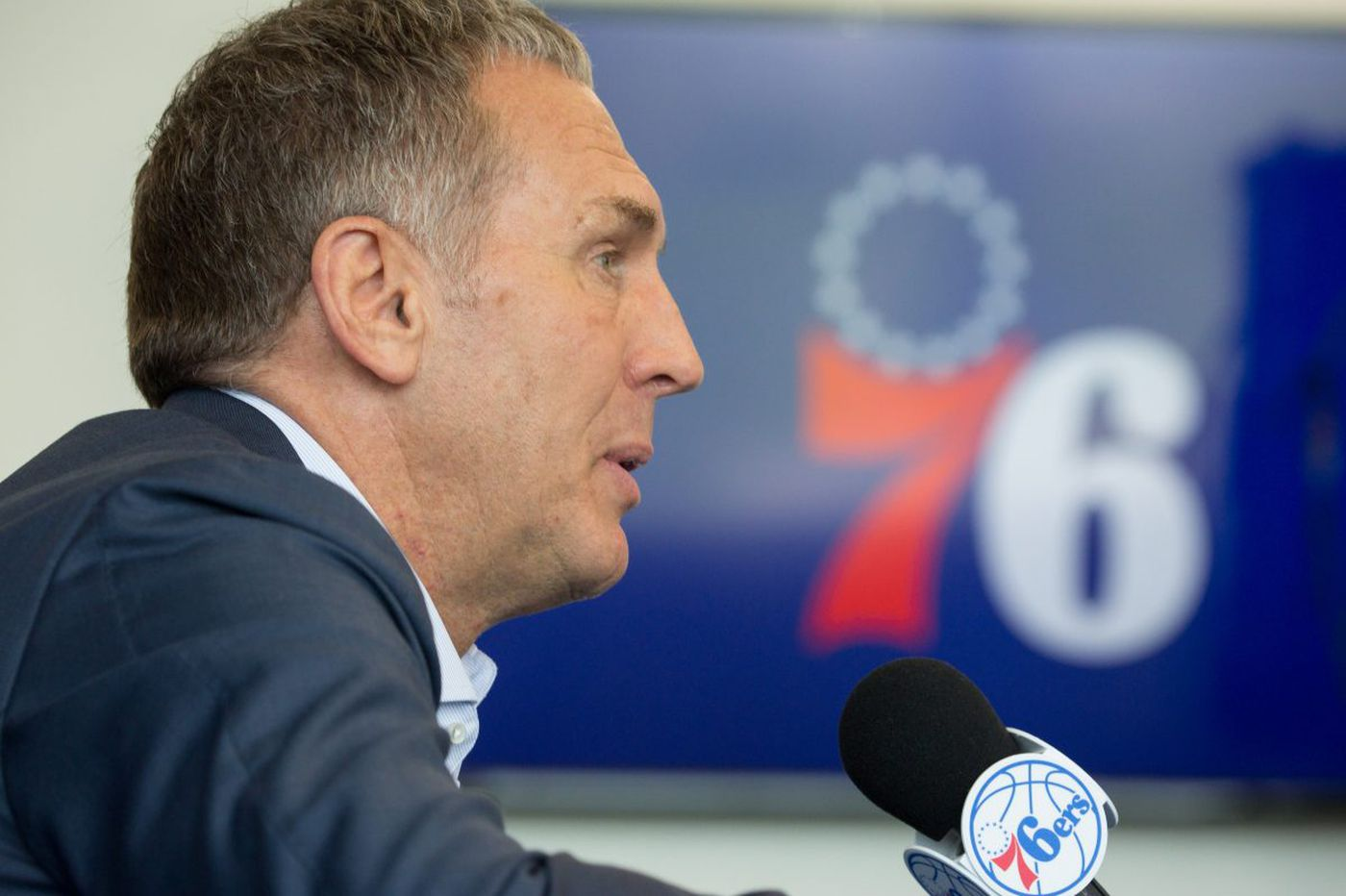 Sixers to learn draft fate in NBA lottery