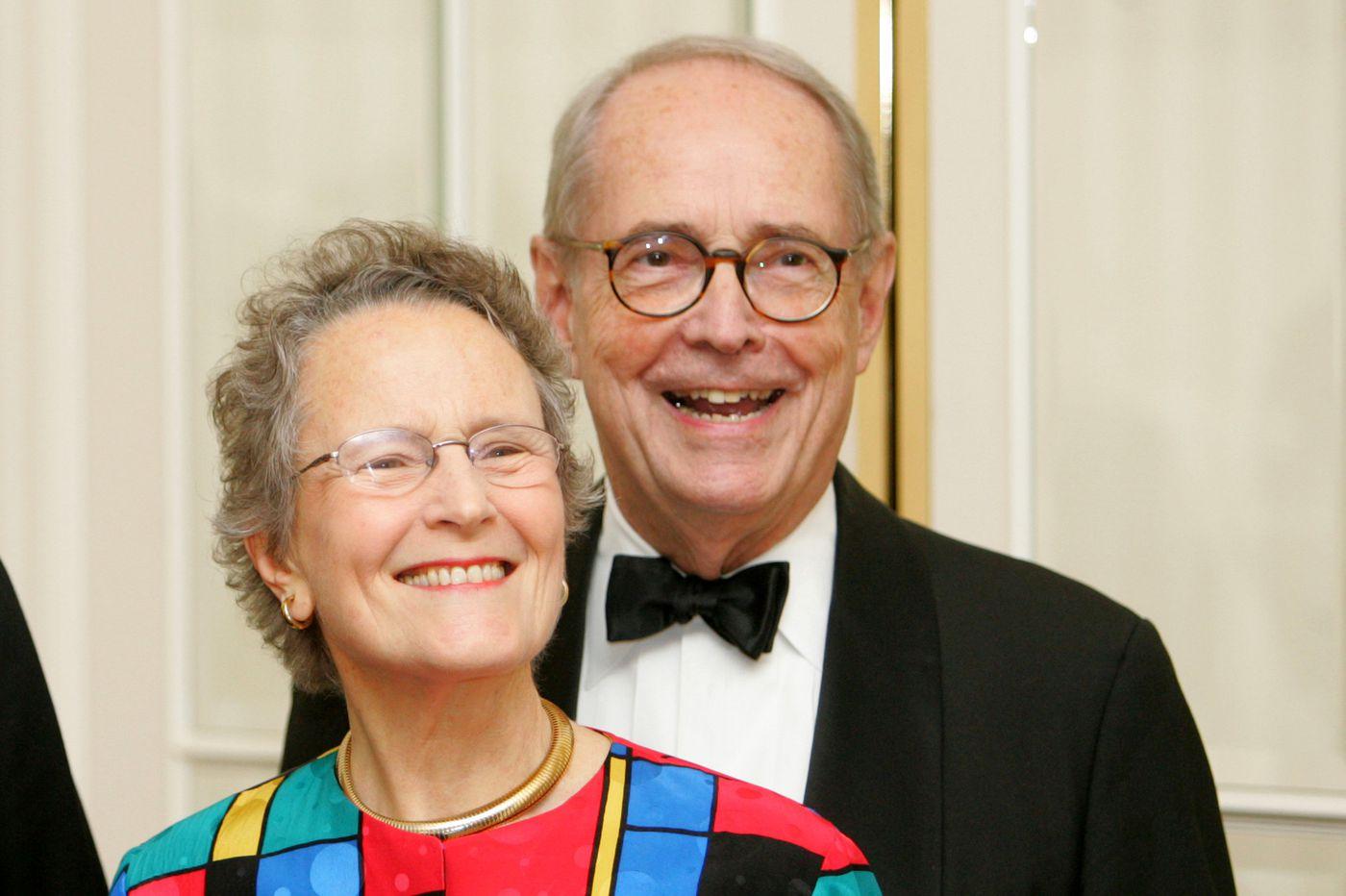 Former Pennsylvania Gov. Dick Thornburgh dies at 88