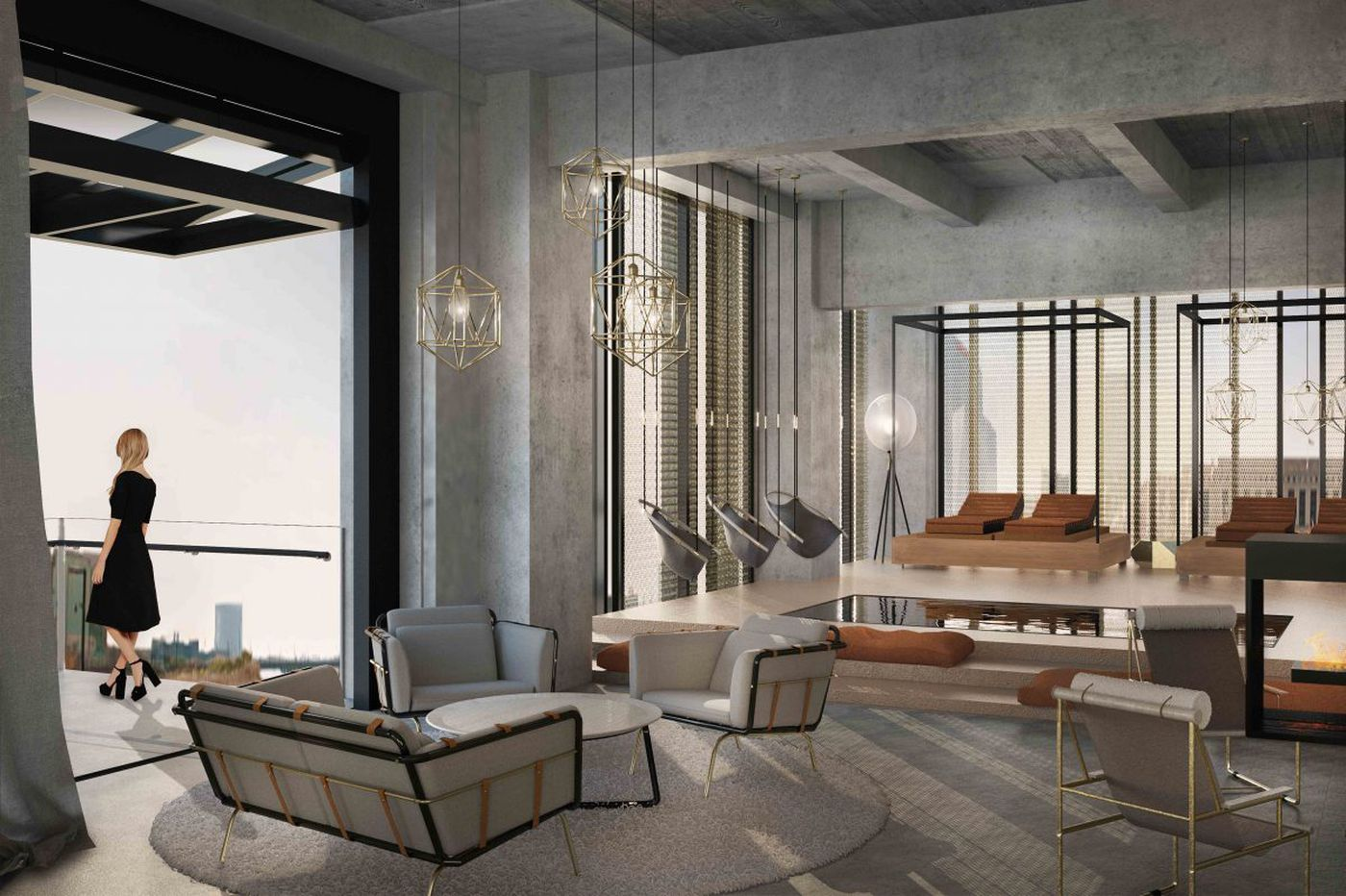 Posh new Philly club to target city's emerging youthful elite