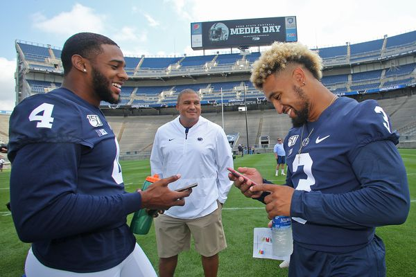 James Franklin thinks it's fine for Penn State players to have fun with 'Lawnboyz' name | Joe Juliano