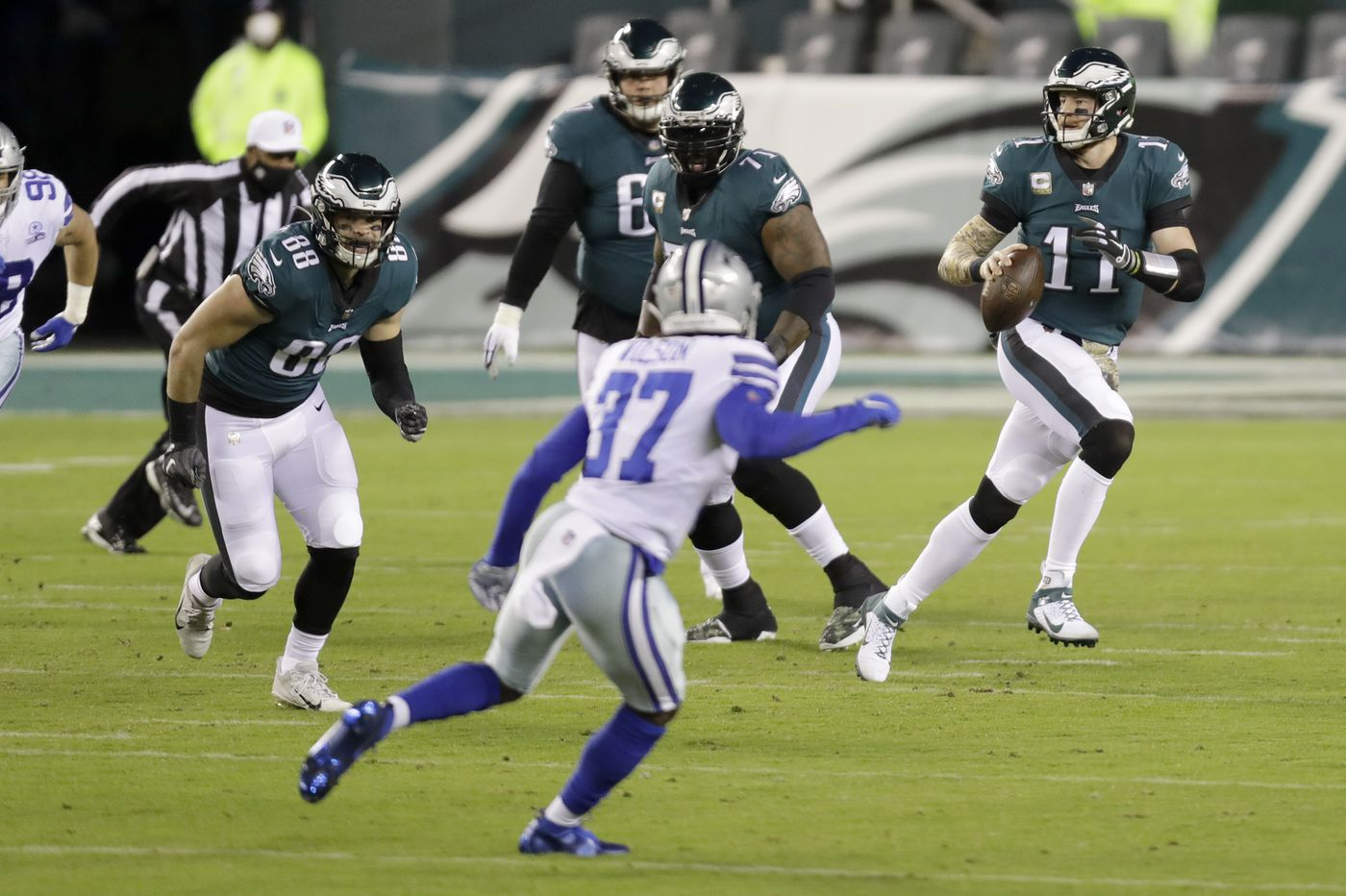 Eagles vs. Cowboys: Five takeaways from the Eagles' 23-9 win over the Cowboys