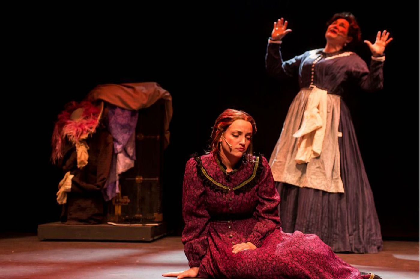 Eagle Theatre's 'Little Women': Bigger than life and full of energy