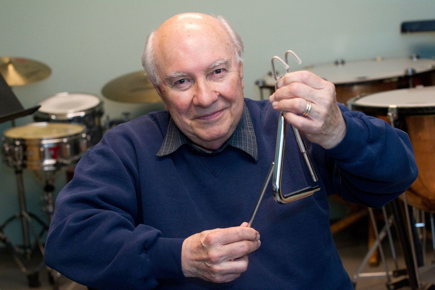 Philadelphia Orchestra's Alan Abel, 91, was 'one of the great orchestral percussionists'