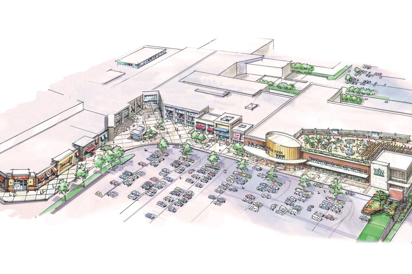 Macy's at Plymouth Meeting likely to become dining and entertainment spot