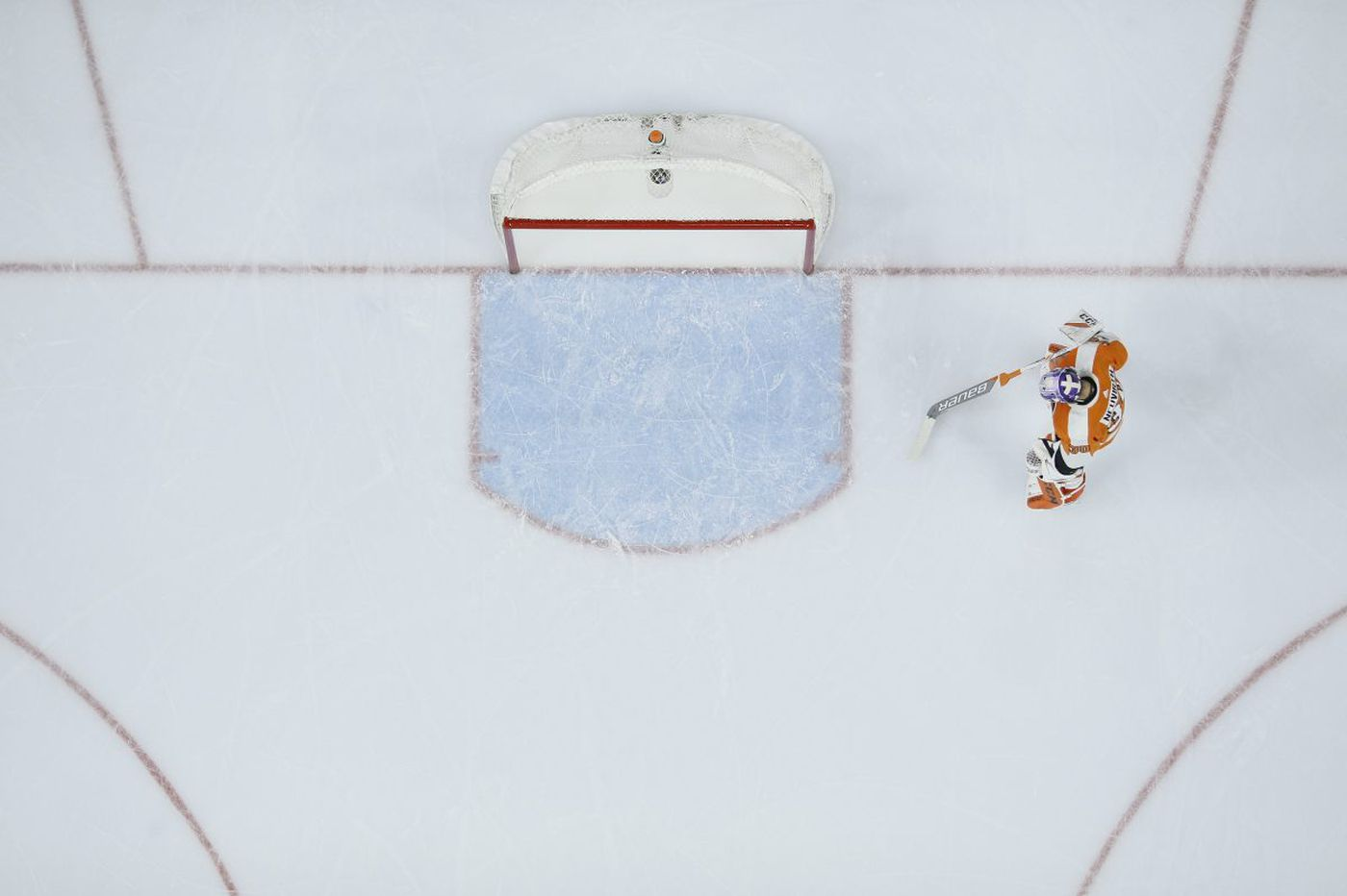 What, me worry? Ron Hextall, Dave Hakstol vow to calm Flyers storm | Sam Donnellon