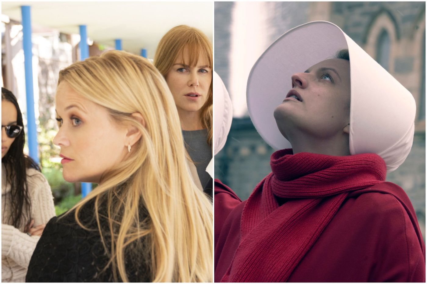 'Big Little Lies' & 'A Handmaid's Tale': Still things to see here?