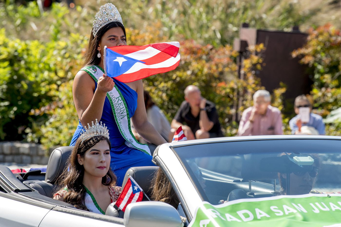The Philadelphia Puerto Rican Day Parade in pictures: Celebrating pride and rebirth