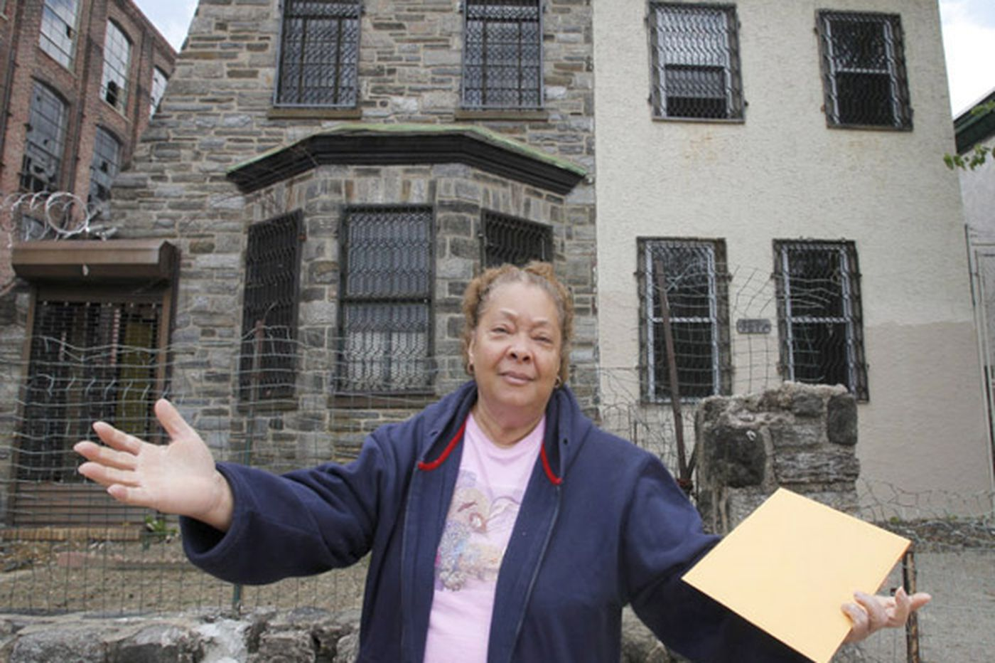 Woman sinks her life savings into blighted house; city sinks her dreams