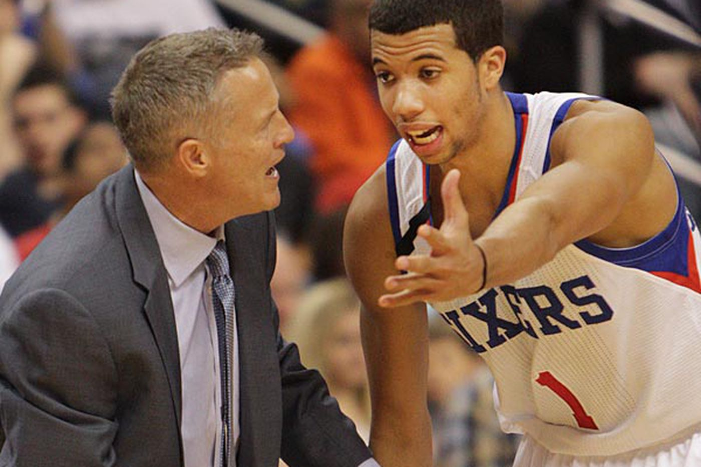 Inside the Sixers: Brown enjoying his job but has few wins to show for it