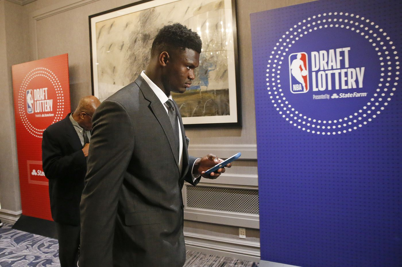 New Orleans Pelicans get first pick in NBA Draft Lottery, Sixers' slim chance at Zion Williamson fizzles out and Kings' Twitter rejoices