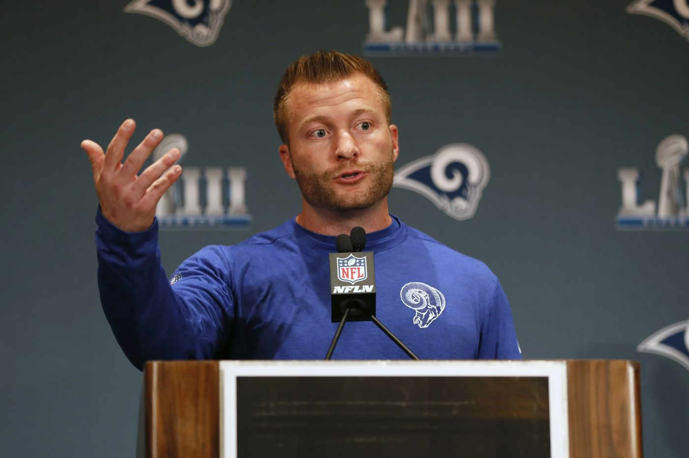 Sean McVay is proving that age is just a number; 33-year-old Rams coach is a win away from a Super Bowl title