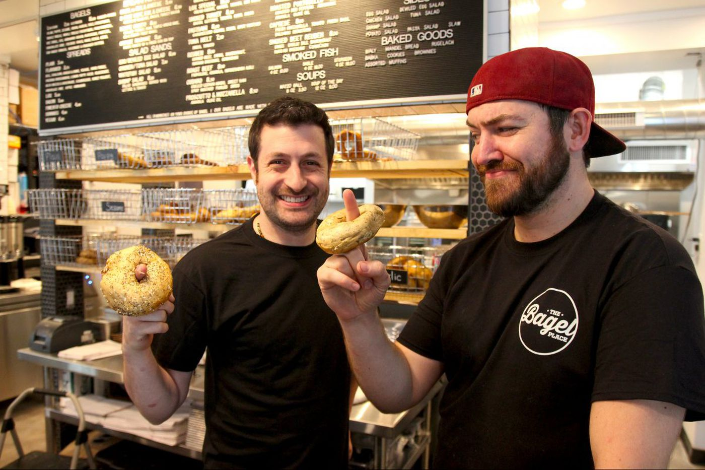 The Bagel Place: New 'round here in Queen Village