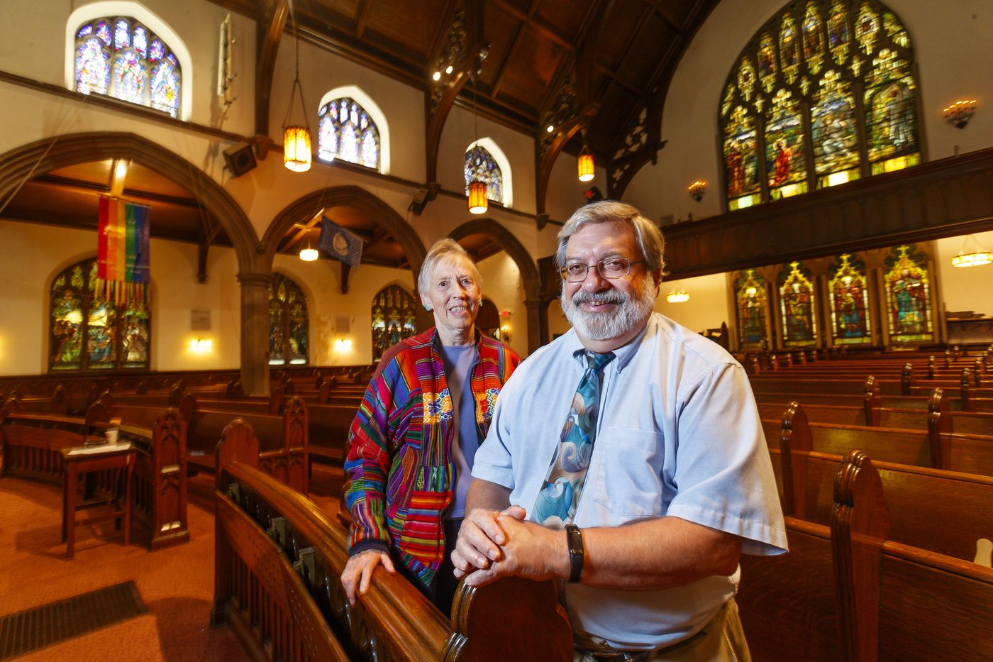 In Germantown, a sanctuary church resists the federal government – again