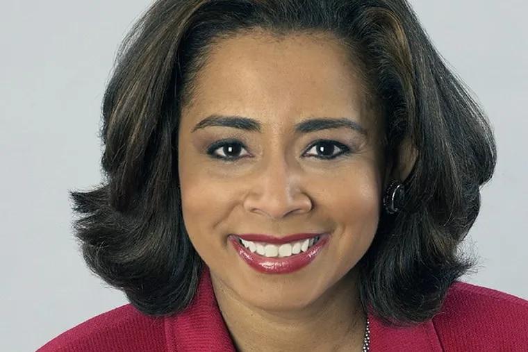 NBC 10 News Anchor Renee Chenault-Fattah. Credit NBC10
