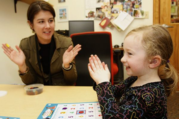 Deaf education evolving with implants