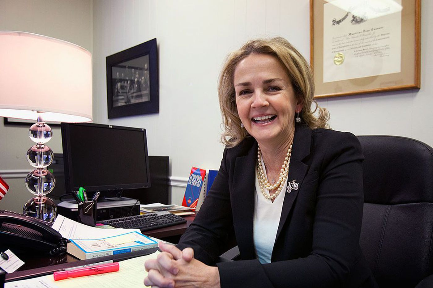 State Rep. Madeleine Dean to run for lieutenant governor
