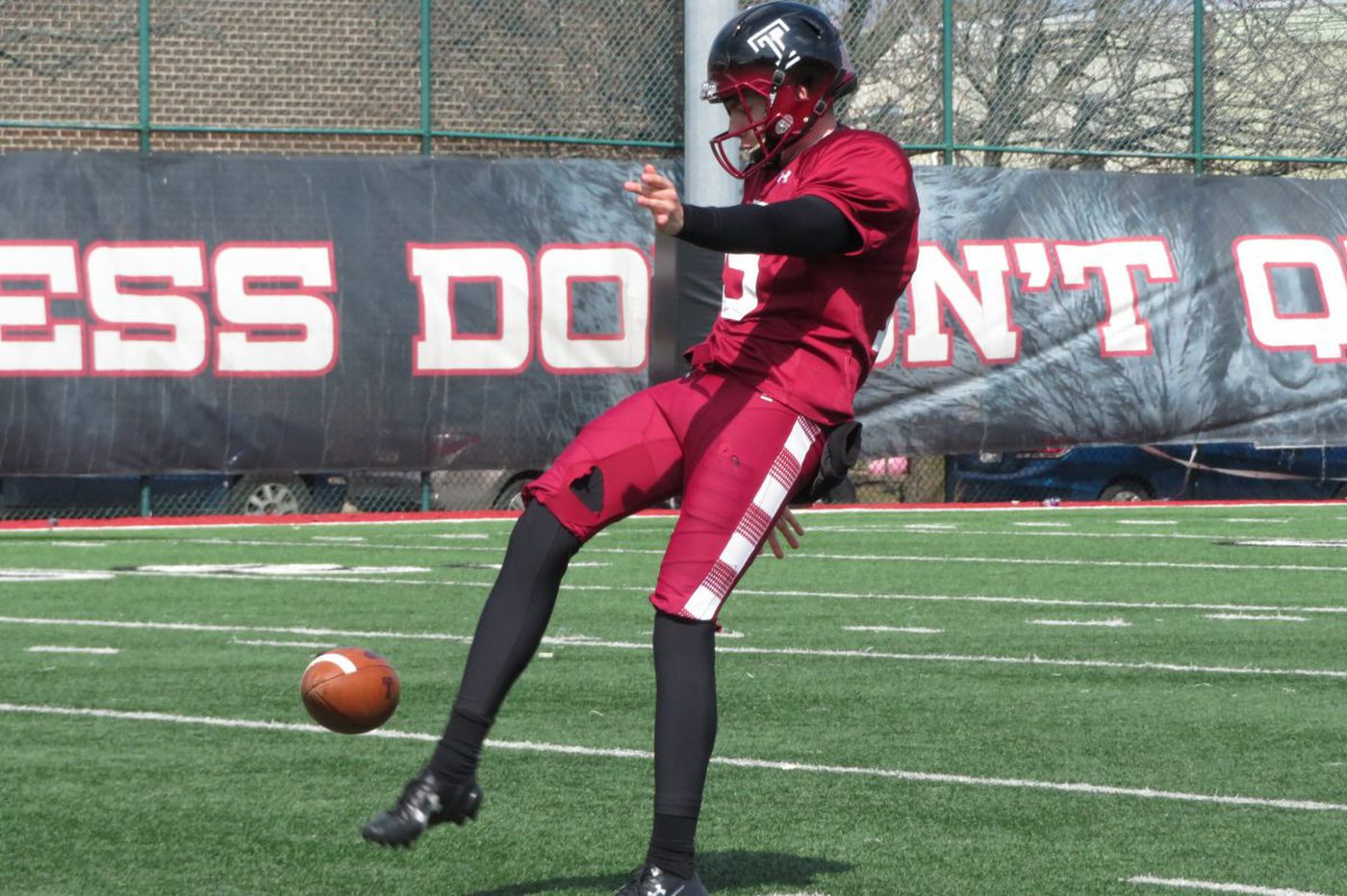 Temple looking to fill big shoes at punter