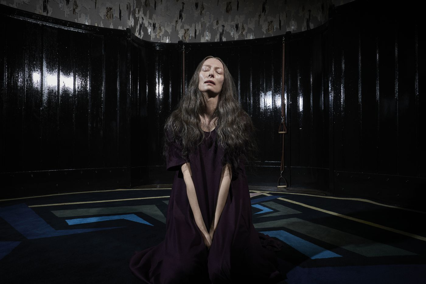The new 'Suspiria' is scary. Scary long.