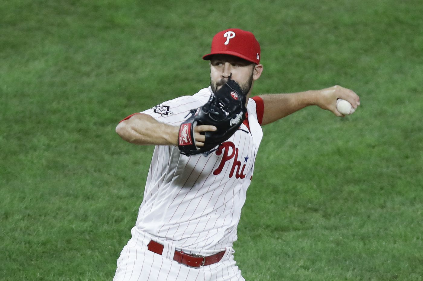 Phillies' Adam Morgan undergoes elbow surgery, likely to miss the start of the 2021 season