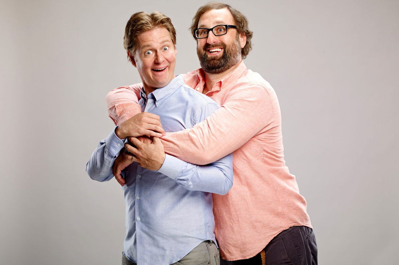 Tim and Eric's Eric on his tough Philly past, 'Awesome' present
