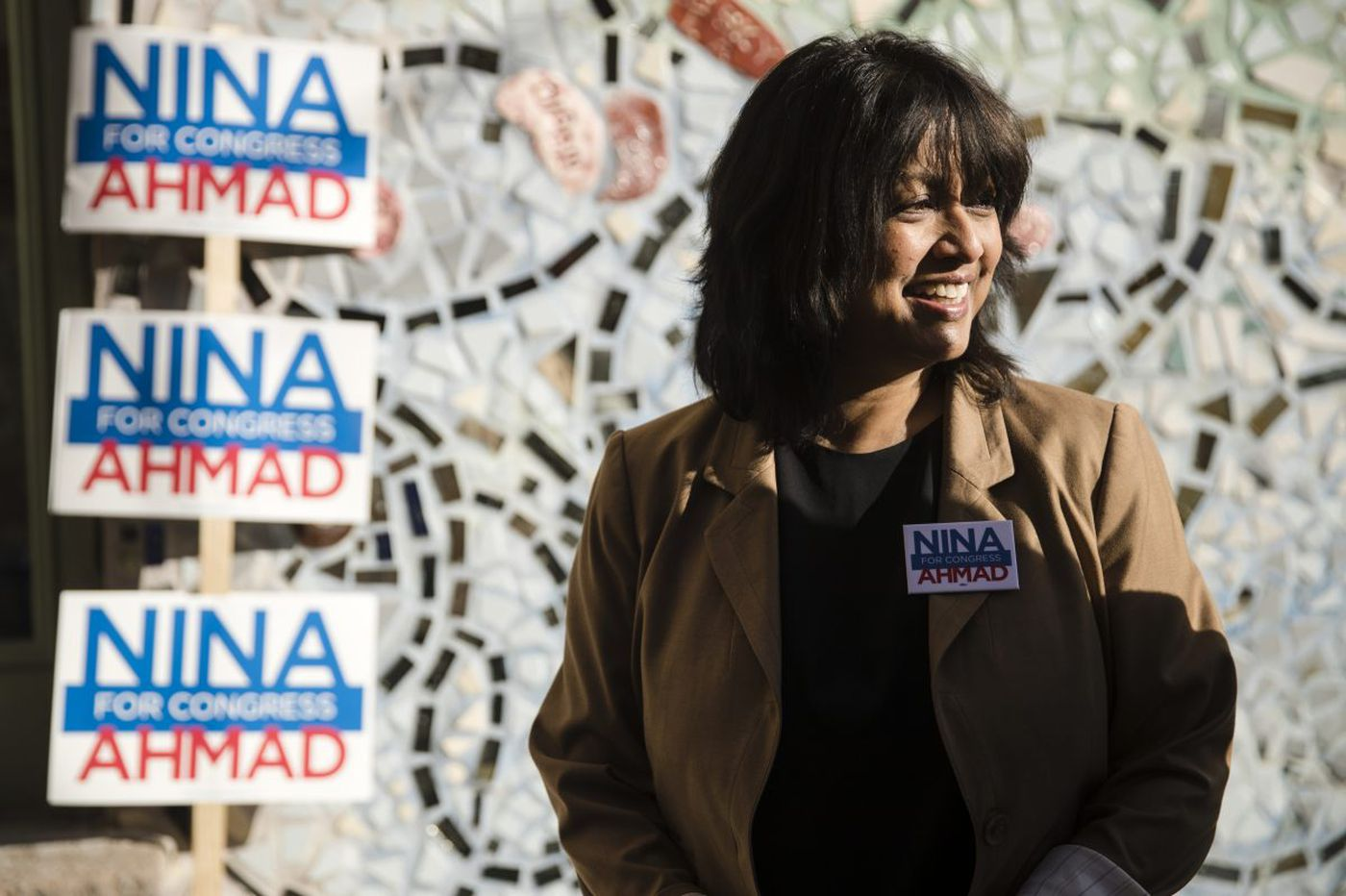 Former Mayor Kenney aide Nina Ahmad to run for lieutenant governor