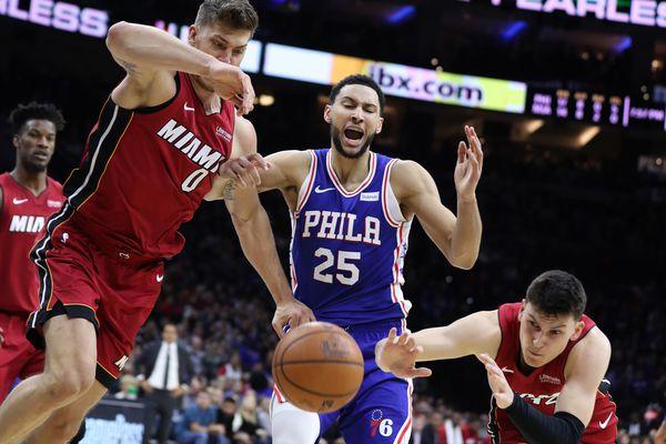 Miami Heat unveil a way to neutralize Sixers