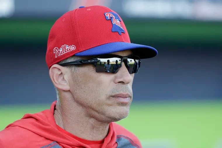 Phillies manager Joe Girardi has 21 more exhibition games before determining his opening-day roster.