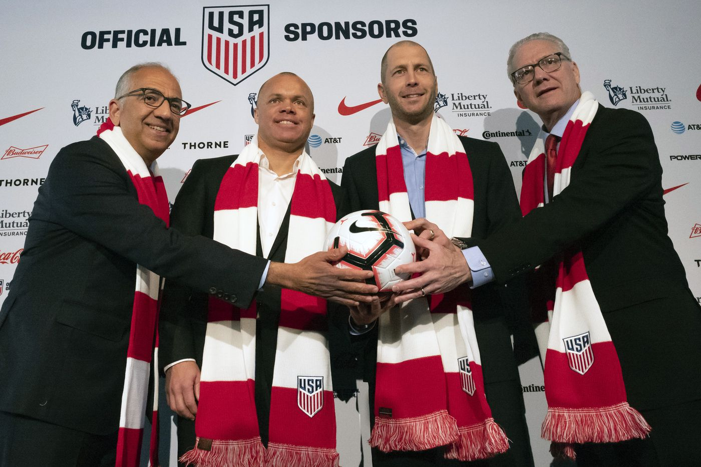 No new CEO yet for U.S. Soccer, but hire likely coming in next few months