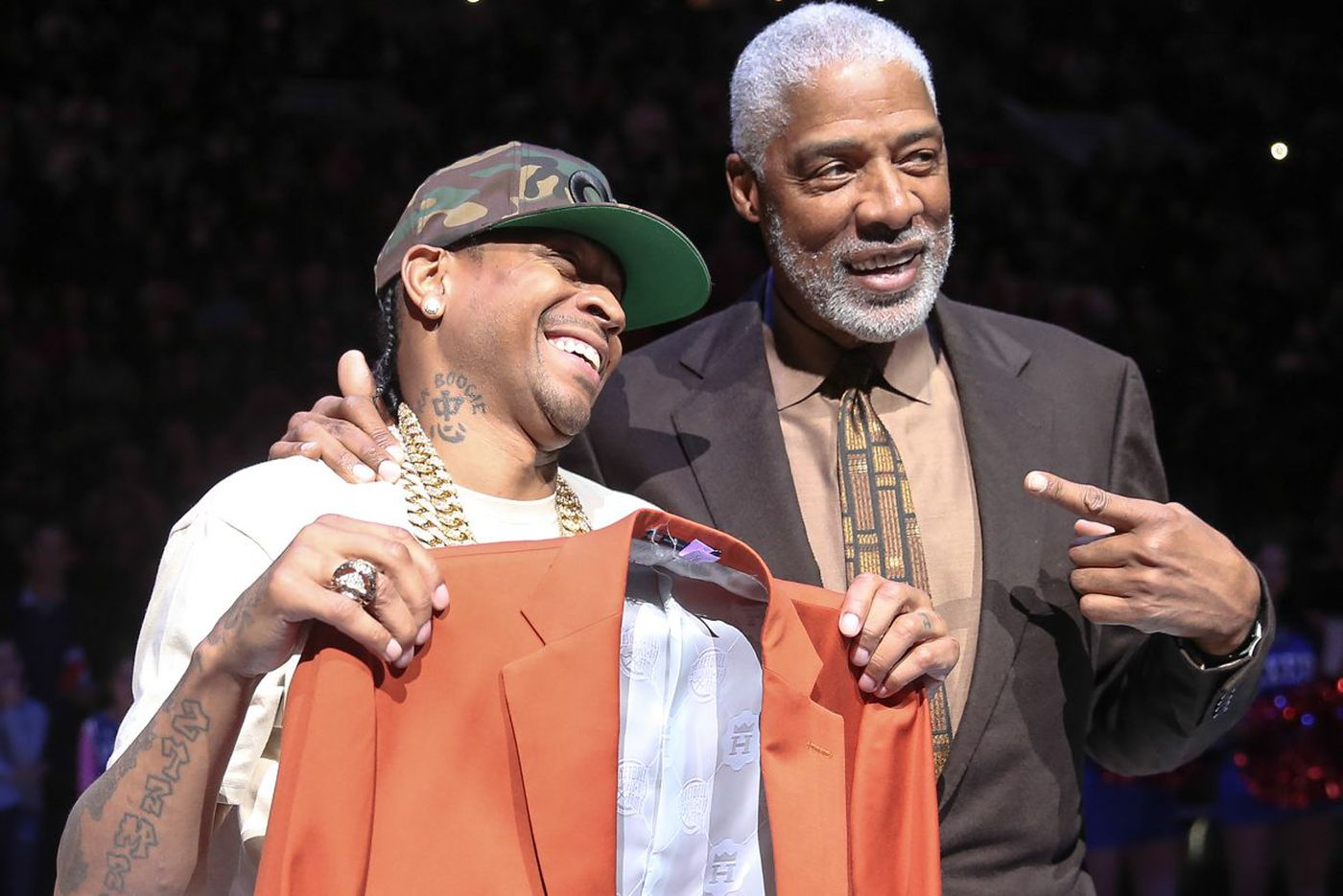 Julius Erving released from hospital after falling ill at Sixers game