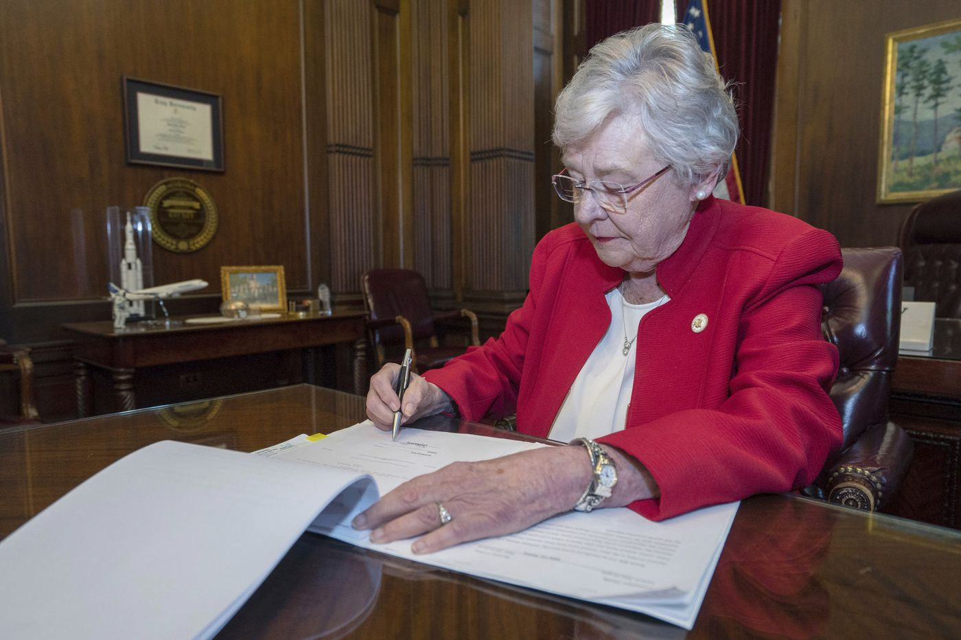 Alabama abortion law: What's happened and what's next
