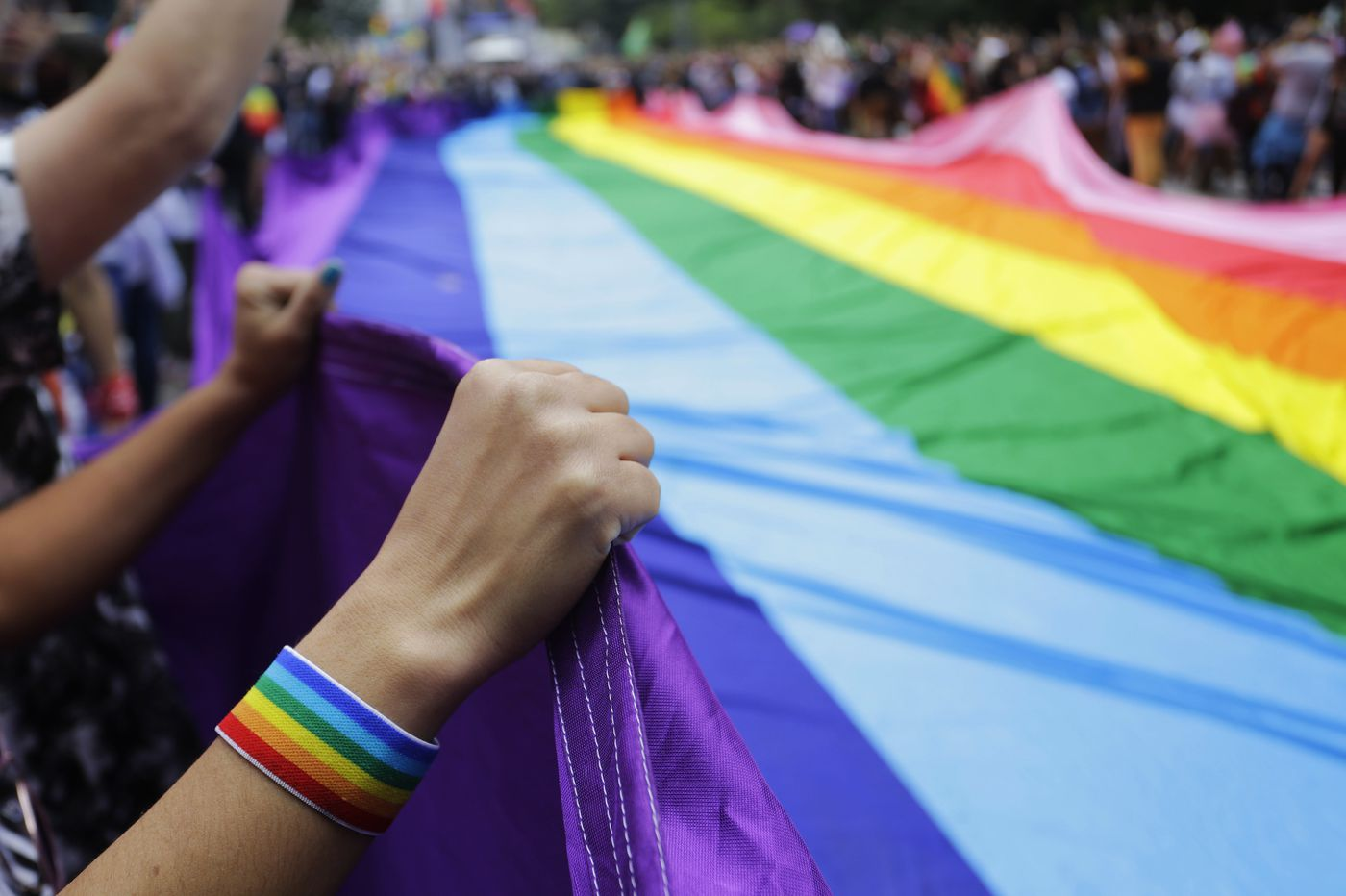 Pa  expands protections for LGBT people, but hate-crime law